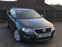 2009 VOLKSWAGEN PASSAT 2.0 HIGHLINE TDI 5d ESTATE 138 BHP £6995.00