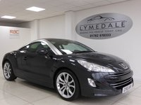 USED 2010 10 PEUGEOT RCZ 1.6 THP GT 2d 156 BHP Fantastic Overall Condition - Very High Spec Leather With 12 Months MOT & Service