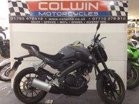 2016 YAMAHA MT 124cc MT 125 ABS  £3695.00
