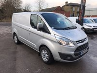 2014 FORD TRANSIT CUSTOM}