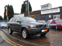 2007 VOLVO XC90 2.4 D5 SE 5d AUTO 183 BHP £SOLD