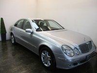 2004 MERCEDES-BENZ E CLASS 3.2 E320 CDI ELEGANCE 4d AUTO 204 BHP £3990.00