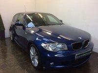 2006 BMW 1 SERIES 2.0 118D M SPORT 5d 121 BHP £4490.00