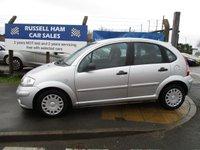 2009 CITROEN C3 1.4 VTR 5d 73 BHP £2995.00