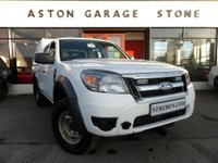 USED 2010 60 FORD RANGER 2.5 XL 4X4 DCB TDCI 1d 143 BHP ** £7999 PLUS VAT **