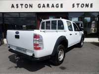 USED 2011 60 FORD RANGER 2.5 XL 4X4 DCB TDCI 143 BHP ** 1 OWNER ** ** WINCH FITTED ** £8790 PLUS VAT **