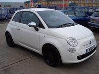 2012 FIAT 500 0.9 STREET 3d 85 BHP MOT SERVICE WARRANTY £4950.00