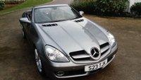 2010 MERCEDES-BENZ SLK 1.8 SLK200 KOMPRESSOR 2d AUTO 184 BHP £10995.00