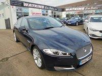 2012 JAGUAR XF 2.2 D PREMIUM LUXURY 4d AUTO 190 BHP £14495.00