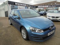 2013 VOLKSWAGEN GOLF 1.6 SE TDI BLUEMOTION TECHNOLOGY DSG 5d AUTO 103 BHP £9495.00