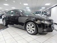 2009 AUDI A4 1.8 TFSI SE 120 BHP £5750.00