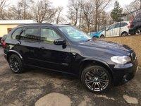 2010 BMW X5 3.0 XDRIVE30D M SPORT 5d AUTO 241 BHP £21995.00