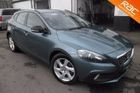 2013 VOLVO V40 1.6 D2 CROSS COUNTRY LUX 5d 113 BHP £9800.00