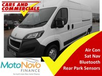 USED 2014 64 PEUGEOT BOXER LWB 335 L3 H2 Professional 130ps