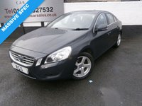 2012 VOLVO S60 2.0 D3 SE 4dr £7845.00