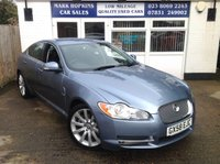 USED 2009 58 JAGUAR XF 2.7 PREMIUM LUXURY V6 4d AUTO 204 BHP 65K. FSH. TWO OWNERS. FABULOUS HIGH SPEC MODEL.