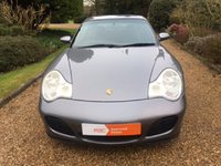 USED 2003 03 PORSCHE 911 3.6 CARRERA 4S WIDE BODY TIPTRONIC S  316 BHP