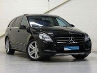 2010 MERCEDES-BENZ R CLASS 3.0 R350 CDI 4MATIC AUTO 265 BHP [HUGE SPEC] £20887.00