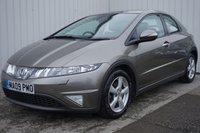 2009 HONDA CIVIC 2.2 EX I-CTDI 5d 139 BHP £4995.00