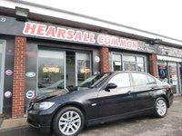 2008 BMW 3 SERIES 2.0 320D SE 4d AUTO 161 BHP £4395.00