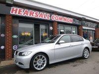 2005 BMW 3 SERIES 2.0 320D SE 4d 161 BHP £3895.00