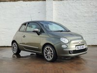USED 2010 10 FIAT 500 1.2 BY DIESEL 3d 69 BHP FULL SERVICE HISTORY
