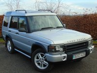 2004 LAND ROVER DISCOVERY 2.5 LANDMARK TD5 5d AUTOMATIC £5000.00