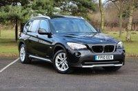 2010 BMW X1 2.0 XDRIVE18D SE 5d 141 BHP £10480.00