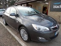 2011 VAUXHALL ASTRA 1.7 EXCITE CDTI 5d 108 BHP £5495.00