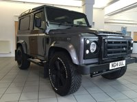 2014 LAND ROVER DEFENDER 2.2 TD XS STATION WAGON 1d 122 BHP £32750.00