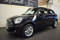 USED 2014 63 MINI PACEMAN 1.6 COOPER 3d 122 BHP