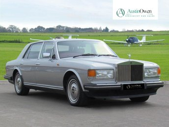 1993 ROLLS-ROYCE SILVER SPUR 6.8 V8 4d AUTO 341 BHP £29990.00