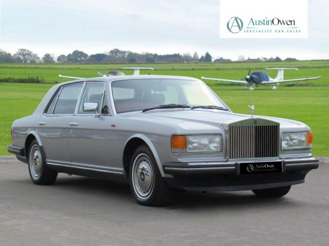 View our ROLLS-ROYCE SILVER SPUR