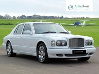 USED 2000 W BENTLEY ARNAGE 6.8 RED LABEL 4d AUTO 401 BHP