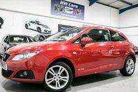 2011 SEAT IBIZA 1.4 SE COPA 3d [A/C+CLIMATE+RADIO/CD+ALLOYS] £3950.00