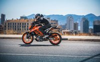 USED 2018 KTM 390 DUKE ORANGE, BRAND NEW!***
