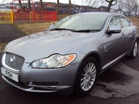 2010 JAGUAR XF 3.0 LUXURY V6 4d AUTO 238BHP £10490.00