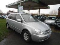 2008 KIA SEDONA 2.9 LS CRDI 5d AUTO 183 BHP £4495.00