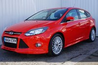 2014 FORD FOCUS 1.6 ZETEC S TDCI 5d 113 BHP £9695.00