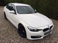 2014 BMW 3 SERIES 2.0 318D SPORT 4d 141 BHP £14995.00