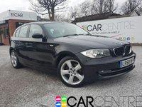 2008 BMW 1 SERIES 2.0 118D SE 5d 141 BHP £3995.00