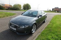 """USED 2009 09 AUDI A4 2.0 TDI SE 4d 143 BHP 19""""Alloys,Air Con,Cruise,Full Service History,Very Clean"""