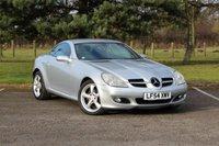 2004 MERCEDES-BENZ SLK 2.0 SLK200 KOMPRESSOR 2d AUTO 161 BHP £5980.00