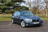 2013 BMW 5 SERIES 2.0 520D SE GRAN TURISMO 5d AUTO 181 BHP £16480.00
