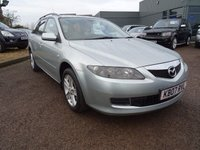 USED 2007 07 MAZDA 6 2.0 TS D 5d 141 BHP 12 MONTHS MOT JUST SERVICED