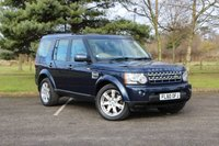 2010 LAND ROVER DISCOVERY 3.0 4 TDV6 XS 5d AUTO 245 BHP £13980.00