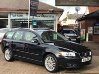 2011 VOLVO V50 2.0 D4 SE LUX 5d AUTO 175 BHP £8295.00
