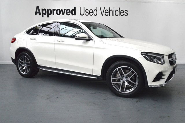 2016 66 MERCEDES-BENZ GLC-CLASS 2.1 GLC 250 D 4MATIC AMG LINE PREMIUM PLUS 4d AUTO 201 BHP