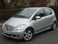2011 MERCEDES-BENZ A CLASS 2.0 A160 CDI AVANTGARDE SE 5d AUTO - 24,000 MILES - £7995.00
