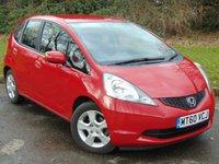 2011 HONDA JAZZ 1.3 I-VTEC ES 5d 98 BHP £4990.00